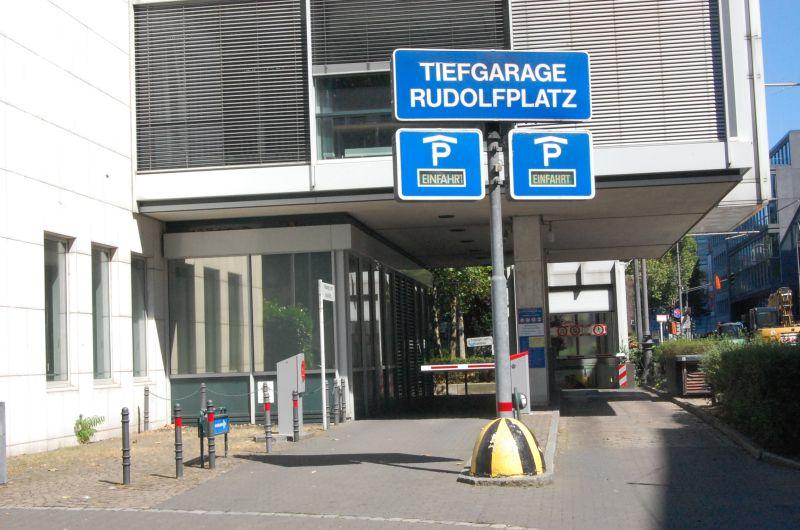 Parkhaus Gürzenich Köln