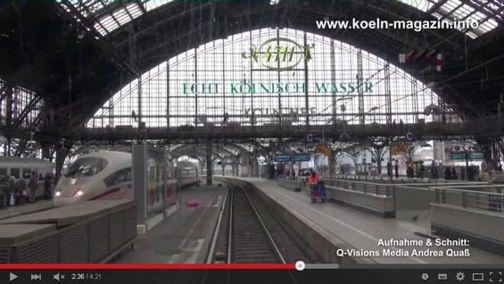 Bahnverbindung Köln Bonn