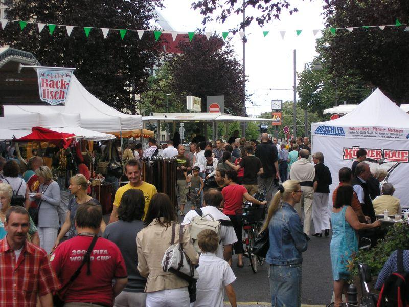 Straßenfest Deutz