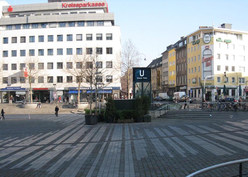 Markt Chlodwigplatz
